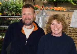 Kornelia & Reinhard Clauß, Gemüsebau